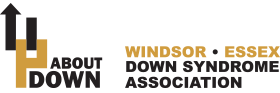The Windsor-Essex Down Syndrome Parent Association Logo
