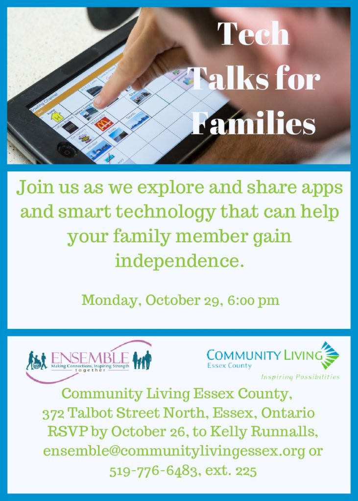 Tech Talks @ Community Living Essex County | Ocean City | Maryland | United States
