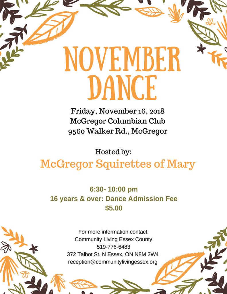 November Dance