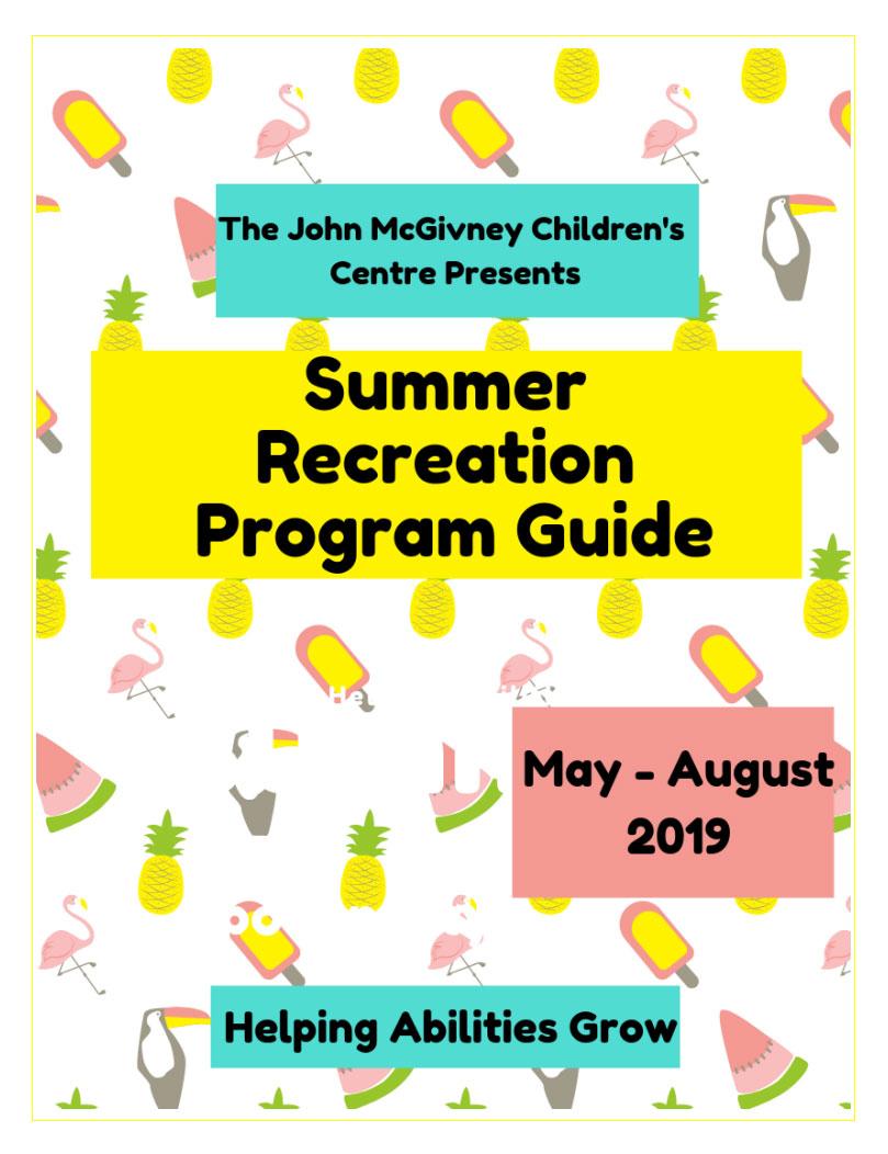 Summer Rec Program