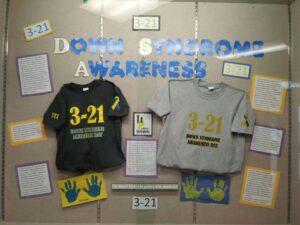 down syndrome tshirt