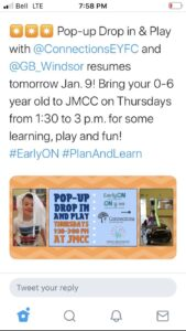 drop-in and play