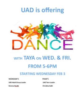 UAC Dance