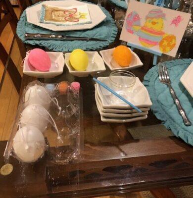 Arts and Craft Night